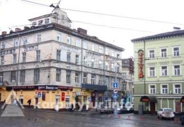 В историческом центре Львова