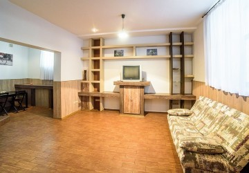 Посуточная аренда элитных апартаментов в двух уровнях