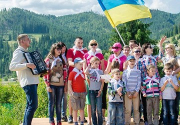 Семейный лагерь Красна Поляна