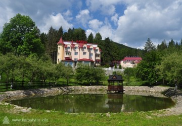 Туристичний комплекс