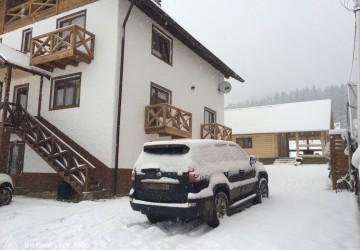 4 Паляница новый мини-отель на 8 номеров снять номер с балконом в Карпатах с камином