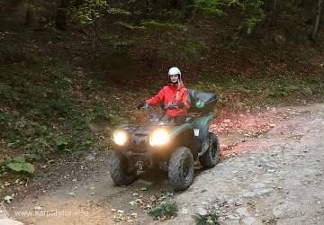 Подорожі в гори на квадроциклах