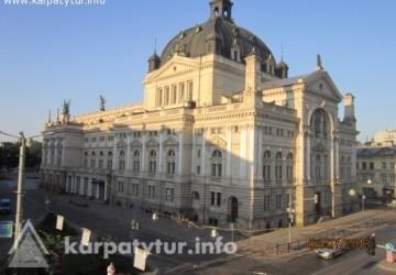 Квартира с видом на Оперний театр
