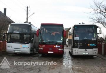 Оренда автобусів