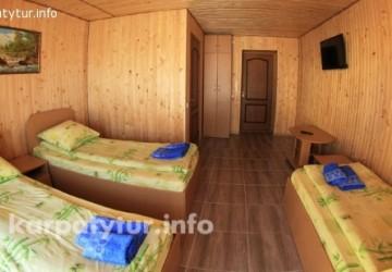 отель Яблуница-15, недорого номера с удобствами в отельном комплексе