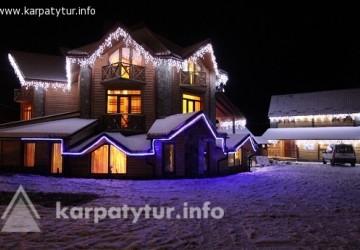 Семейный горнолыжный отель